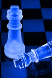 Winning Chess Stock Photography
