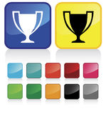 Winning cup #1 Royalty Free Stock Image
