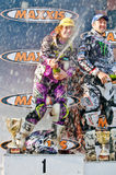 Winning feeling - Matiss Karro Royalty Free Stock Photo