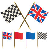 Winning great britain Royalty Free Stock Image
