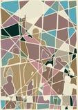 Winning mosaic Stock Image
