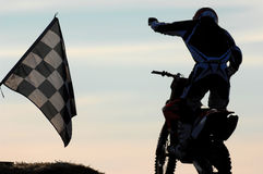 Winning MX 01 Stock Image
