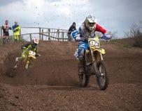 Winning The Race Stock Photography