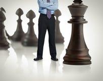 Winning strategy Stock Photography