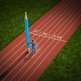 Winning Strategy royalty free illustration