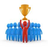 Winning Team Royalty Free Stock Image