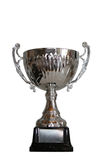 Winning trophy Stock Images
