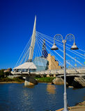 Winnipeg är ursnygg Arkivbilder