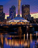 Winnipeg är ursnygg Arkivbild