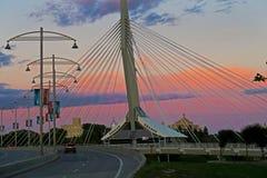 Winnipeg είναι πανέμορφο Στοκ Φωτογραφίες