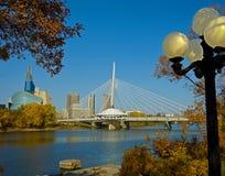 Winnipeg Royaltyfri Fotografi