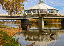 Winnipeg das schöne Stockfoto