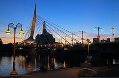 Winnipeg est magnifique photos libres de droits