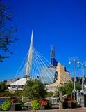 Winnipeg est magnifique image libre de droits