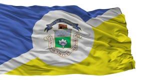 Winnipeg Fair City Flag, Canada, Isolated On White Background. Winnipeg Fair City Flag, Country Canada, Isolated On White Background stock illustration