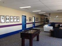 Winnipeg Goldeyes baseball arena Royalty Free Stock Images
