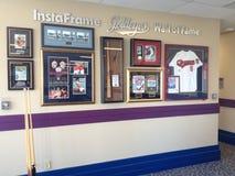 Winnipeg Goldeyes baseball arena Royalty Free Stock Photo