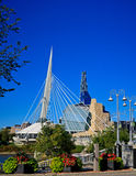 Winnipeg is gorgeous Royalty Free Stock Image