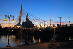 Winnipeg is gorgeous Royalty Free Stock Photos