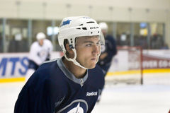 Winnipeg Jets training camp Royalty Free Stock Image