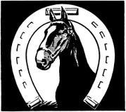 The Winnng Horse Stock Photos
