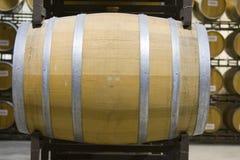 wino barrel Zdjęcia Royalty Free