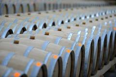 Wino baryłki Obraz Stock