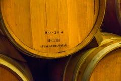 Wino beczki Obrazy Stock