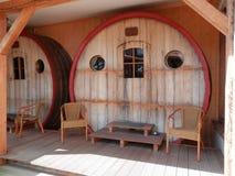 Wino bedni pokoje hotelowi Obraz Royalty Free