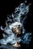 Wino czara Zdjęcia Royalty Free