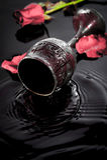 Wino czara Fotografia Stock