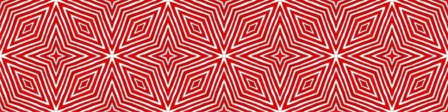 Wino czerwieni Bezszwowa Rabatowa ślimacznica Geometryczny Waterco ilustracja wektor