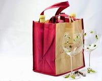 Wino data Zdjęcia Stock