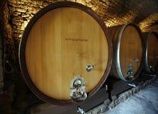 Wino loch Fotografia Stock