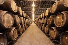 Wino loch, Porto Zdjęcia Royalty Free