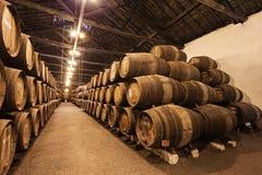Wino loch, Porto Zdjęcia Stock