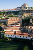 Wino lochy w Porto Zdjęcia Royalty Free