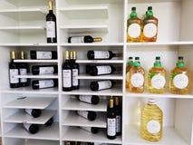 Wino od Ciumbrud, Rumunia - winnicy na brzeg Mureș fotografia royalty free