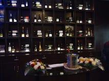 Wino zapas zdjęcia stock
