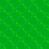 Winogradu liścia pączkowej zieleni abstrakta graficzny wzór Fotografia Stock