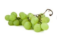winogrona biały Zdjęcia Royalty Free