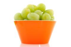 winogrona biały Obrazy Royalty Free