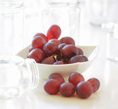 Winogrona dla dżemu Zdjęcia Stock