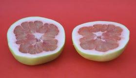 winogrona Kawałki grapefruitowy obrazy royalty free
