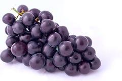 winogrona odizolowane Fotografia Stock