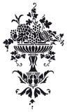winogrona wazowi Zdjęcia Stock