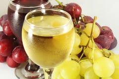 winogrona wino Zdjęcie Royalty Free