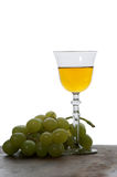 winogrona wino Zdjęcie Stock