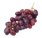 winogrono biel odosobniony czerwony Zdjęcie Royalty Free