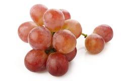 Winogrono na biały tle Zdjęcie Royalty Free